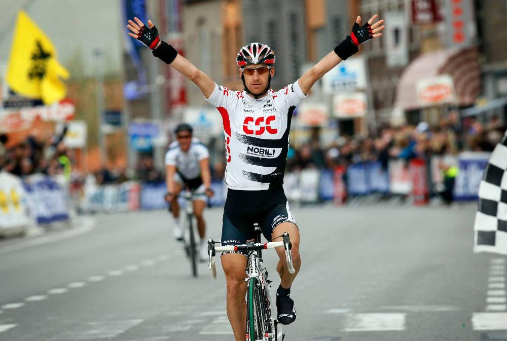 kurt asle arvesen csc-saxo bank e3 prijs vlaanderen brostein uno-x pro cycling e3 saxo bank classic