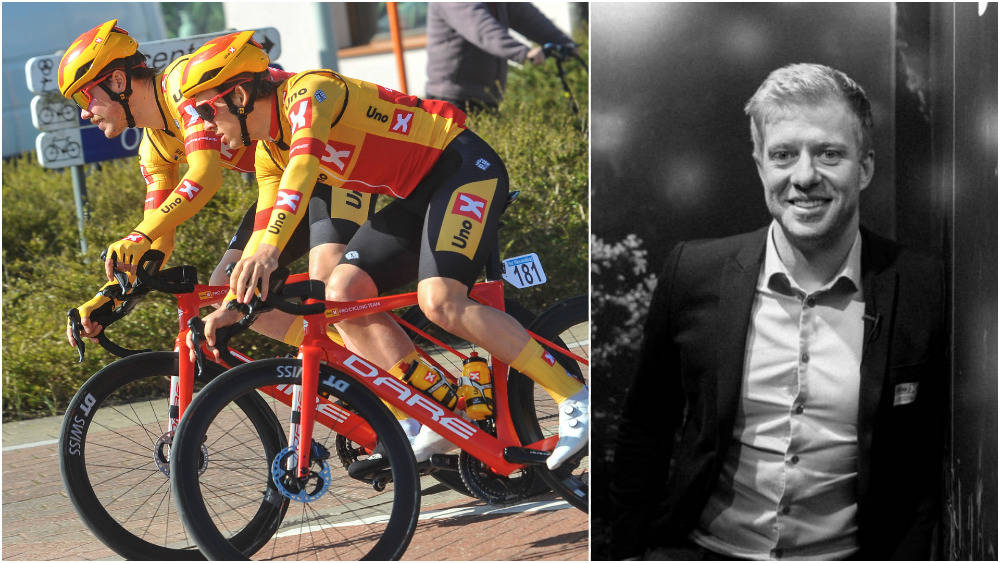 uno-x pro cycling sykkelsjefen jens haugland profflag proffsykling worldtour