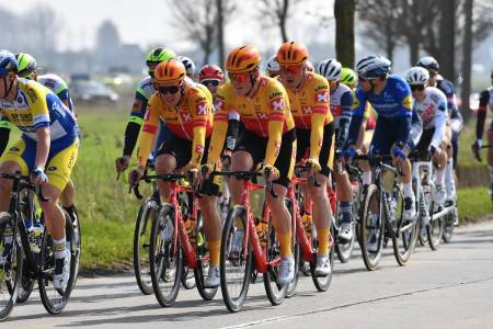 uno-x pro cycling profflag proffsykling worldtour debut oxyclean classic brugge de panne