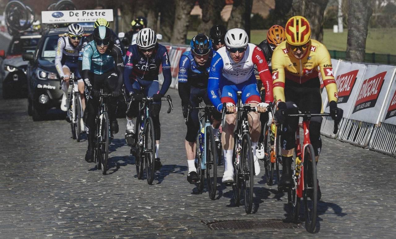 uno-x pro cycling profflag proffsykling grote prijs jean-pierre monseré kristoffer halvorsen