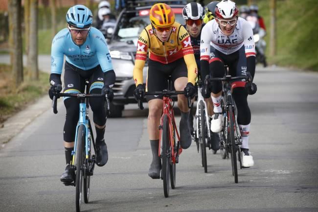 Jonas Abrahamsen, Uno-X Pro Cycling, Kuurne-Brussel-Kuurne