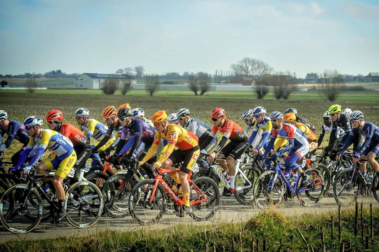ARDENNER-KLASSIKER: Uno-X bekrefter at de har fått invitasjon til en av de aller største vårklassikerne, Amstel Gold Race. Foto: Mario Stiehl, GP Monseré.