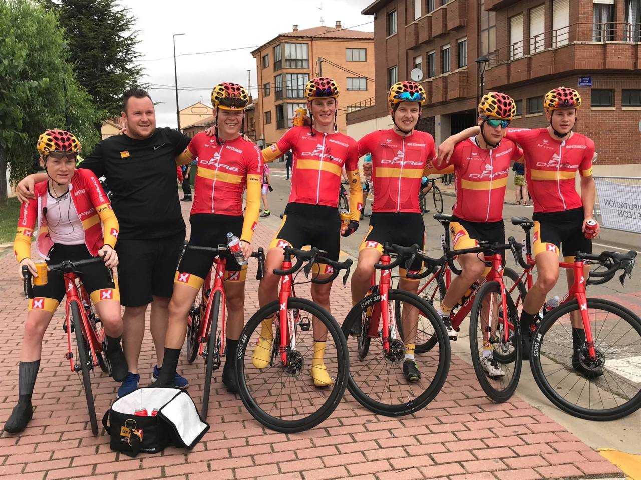 Dare Bikes Development Team