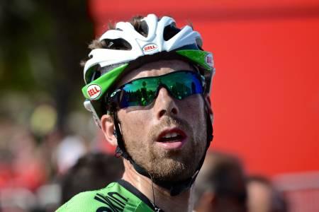 LAURENS TEN DAM: Belkin-rytteren rekker aldri å ta skjegget mellom slagene.