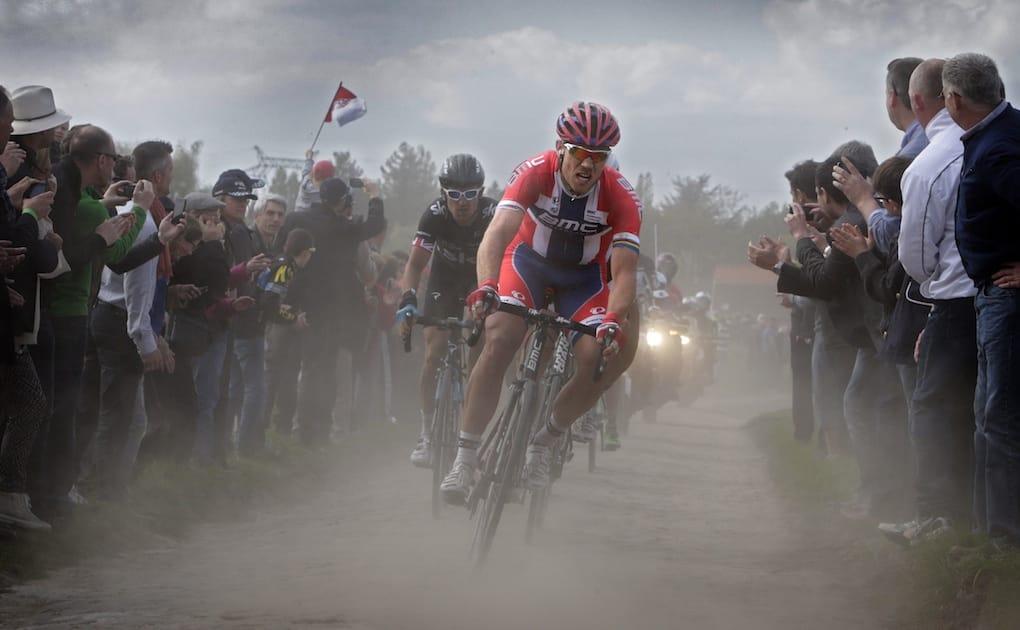 KRISTOFF FØRSTE? Thor Hushovd vant aldri Paris-Roubaix. Kan Alexander bli første nordmann som vinner Paris-Roubaix? Foto: Cor Vos.