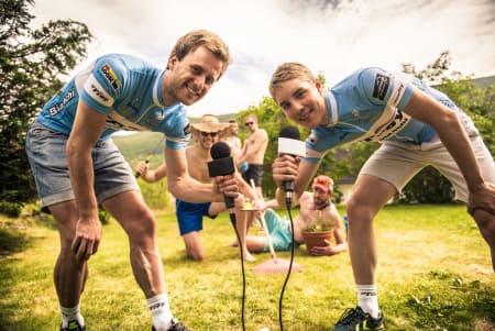 SLAPP AV! Stress ned med Landeveis sommerprat med to av gutta i Frøy Bianchi!