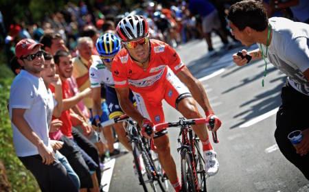 FYRVERKERI: Kanskje Vuelta a España kan være noe nå som Touren er over og været trolig blir crap? Foto: Cor Vos.