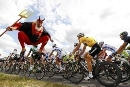 DIN FAVORITT? Vi har satt sammen våre personlige favoritter til Tour de France. Foto: Cor Vos.