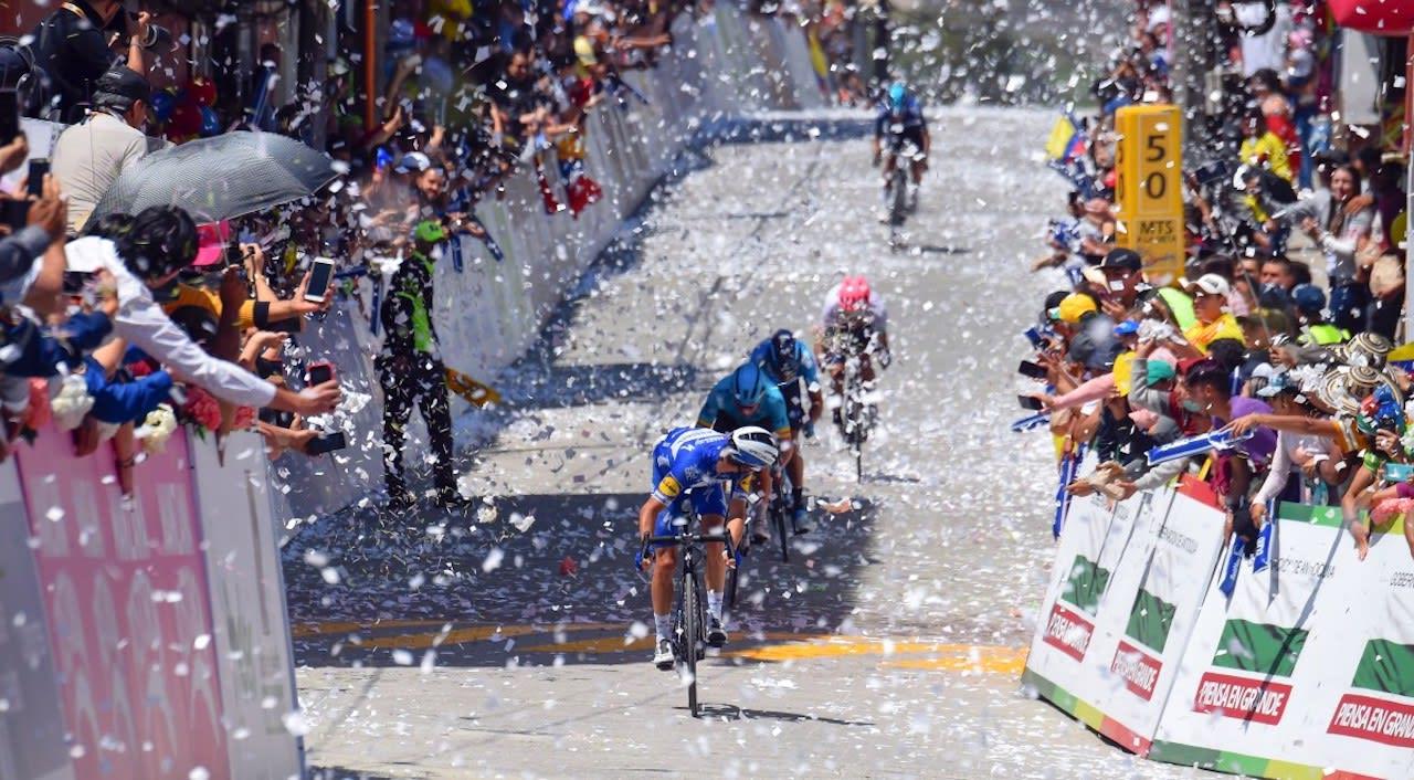 HØY STATUS - LAVT RANKET: Tour Colombia er ranket som et UCI 2.1-ritt. Men hva betyr dette i praksis? Vi forklarer. Foto: Cor Vos.