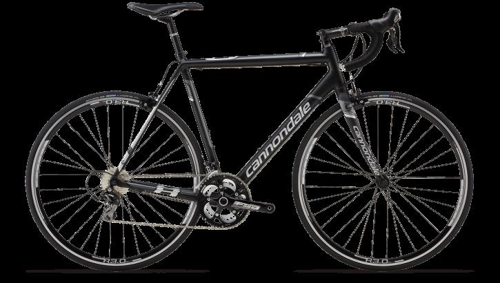 GRATULERER! Stikker du av med Cannondales CAAD8 105 garanterer vi deg en lykkelig sykkeltur!