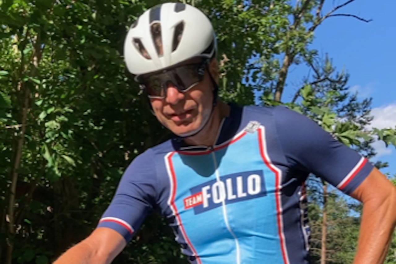 Ivar Grøneng syklet to everestinger back-to-back