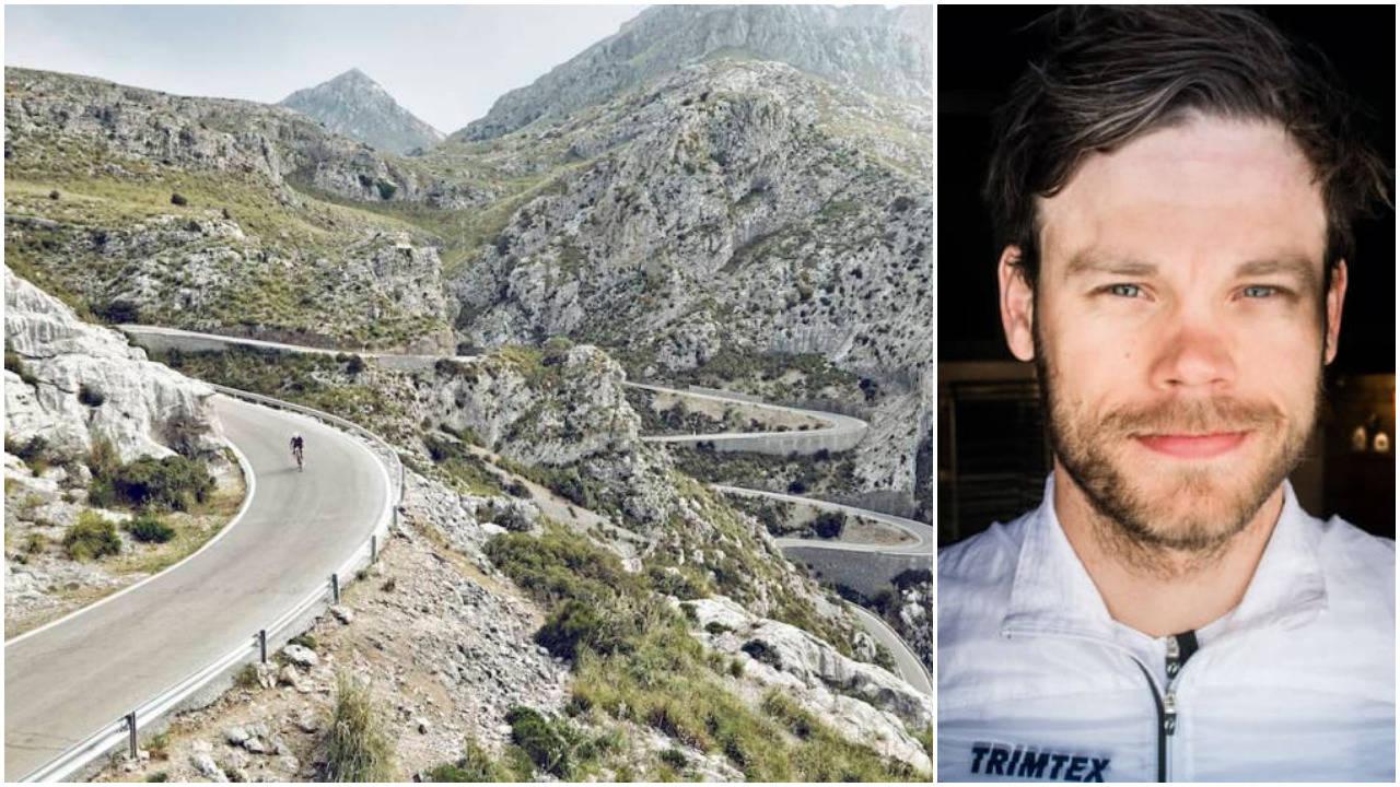 REAGERER KRAFTIG: Gjermund Kvåle Jordheim tar sterk avstand fra norske amatørsyklisters treningsiver overalt i Europa. Illustrasjonsfoto: Henrik Alpers.