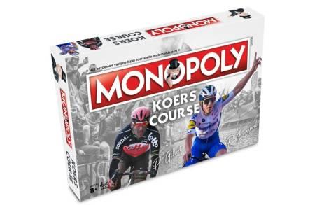 Monopol spill sykkel