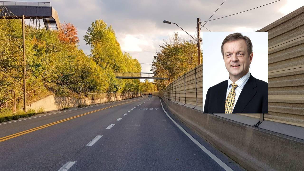 KRITISK: Jusprofessor Olav Torvund stiller seg svært kritisk til politiets oppførsel i mosseveisaken.