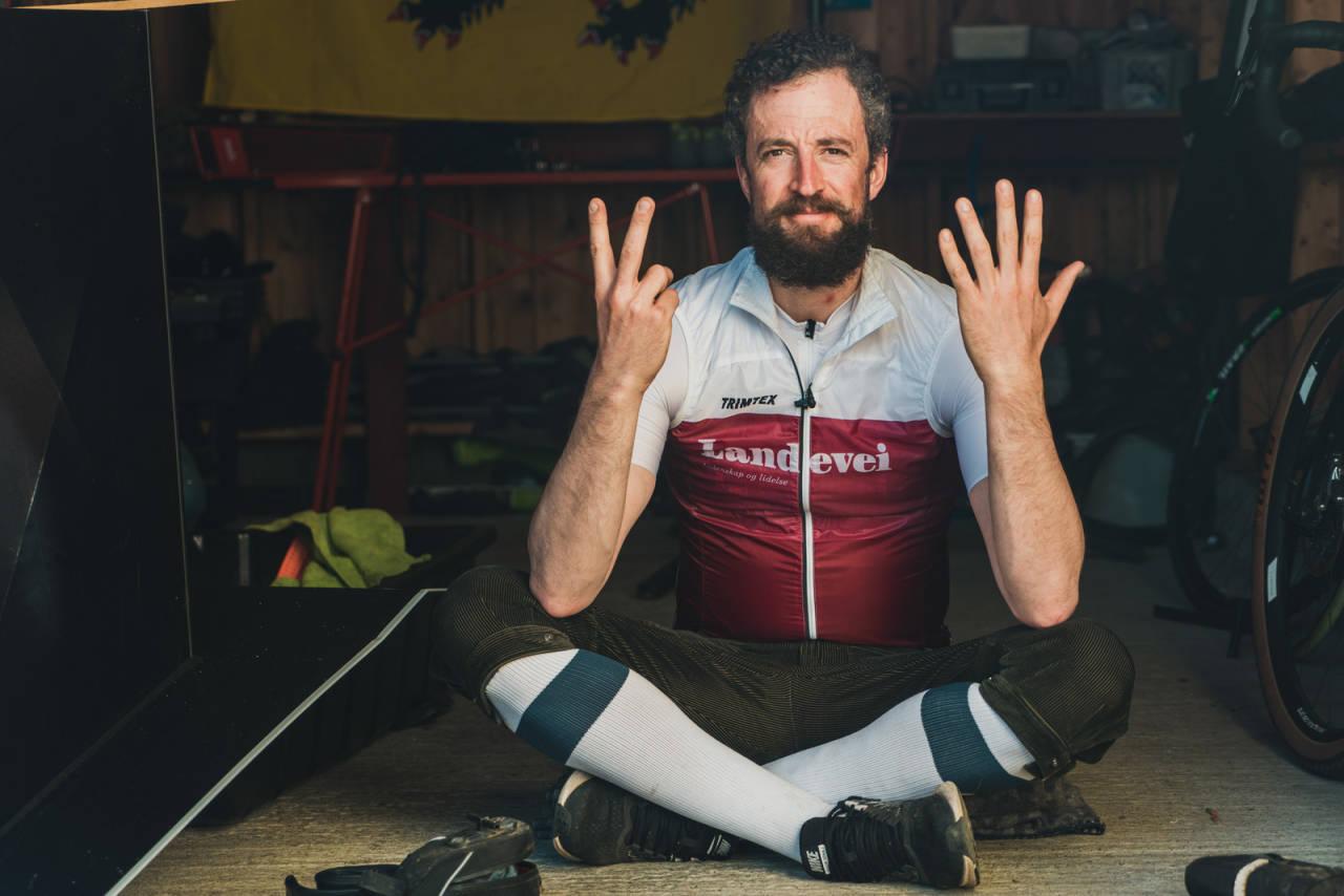 Dette skal du ha med når du er på sykkeltur