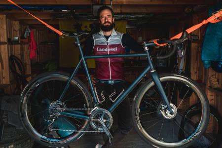 Slik lager du ditt eget mekkestativ til sykkel