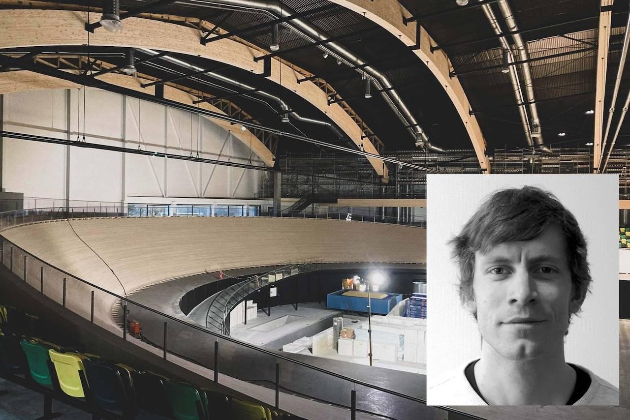 Sola Arena Velodrom Sebastian Kartfjord