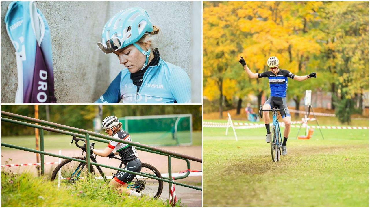 OMFATTENDE HELG: Den norske sykkelkrossesongen er i full gang, den internasjonale startet for alvor.