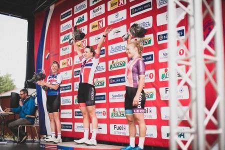 HVEM BLIR NORGESMESTERE I 2021: I kvinner senior var det Mie Bjørndal Ottestad som triumferte i 2020. Foto: Henrik Alpers