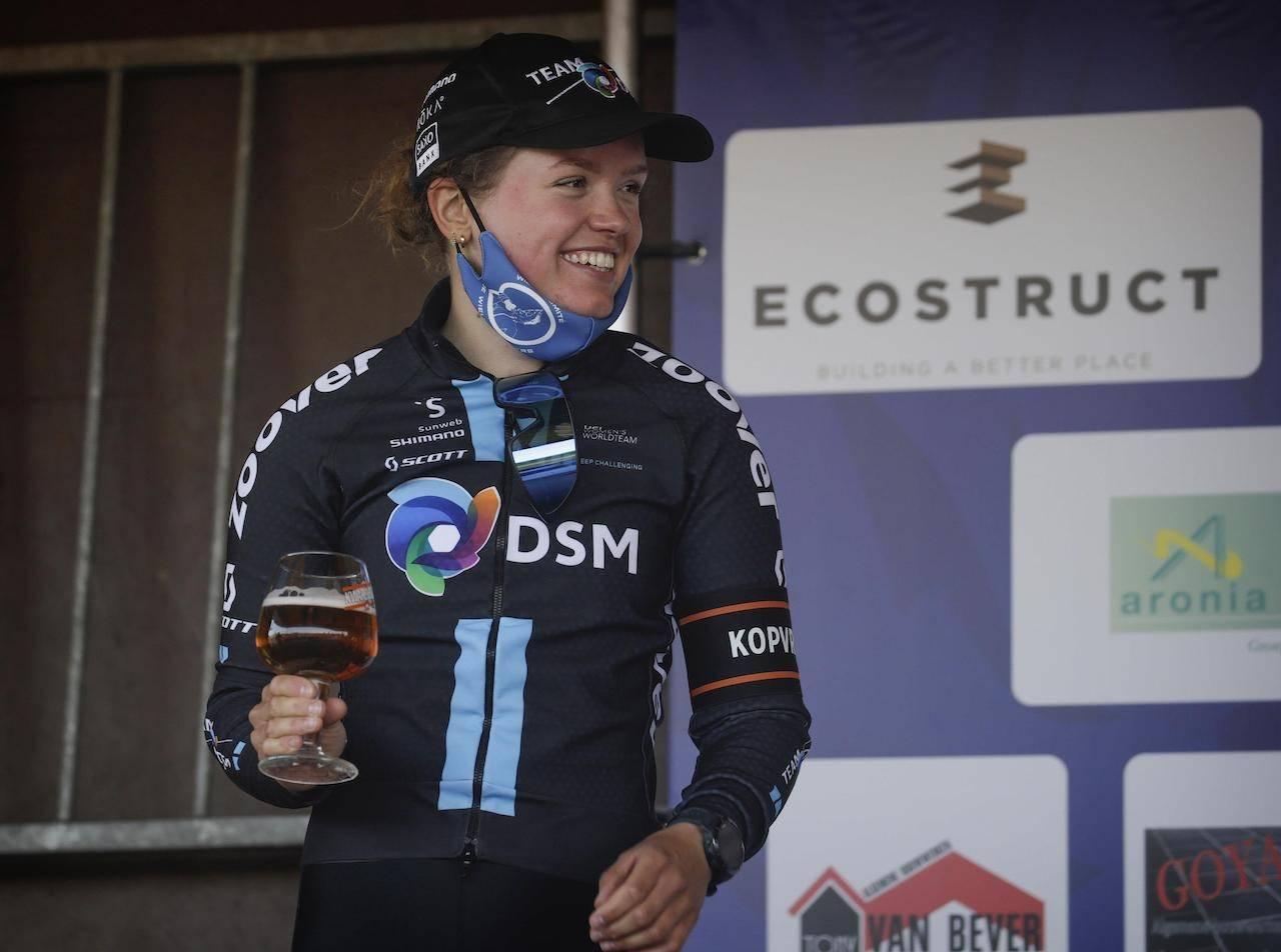 MER Å SKÅLE FOR: Susanne Andersen er klar favoritt på kvinnesiden før morgendagens NM. Arkivfoto, Cor Vos.
