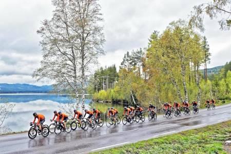 Sykkelrittet Nordmarka Rundt