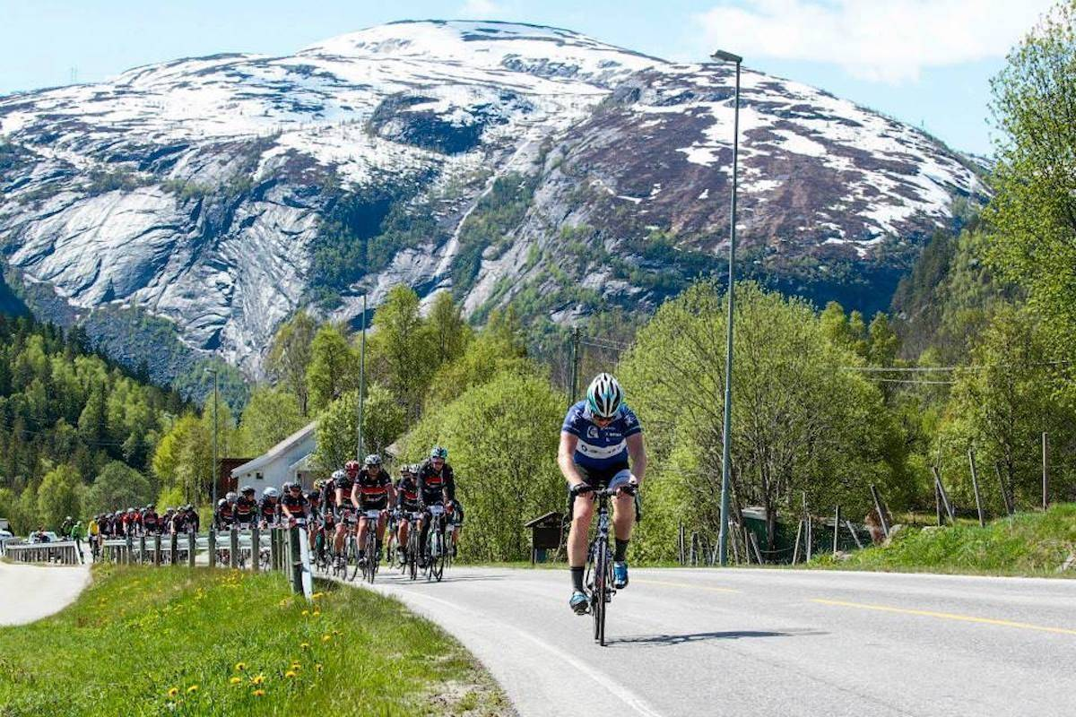 Heller Color Line Tour enn Oslo-Lærdal