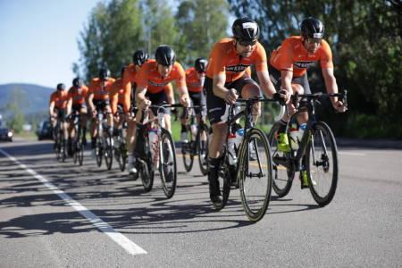 Kjekkas vil sykle Trondheim-Oslo