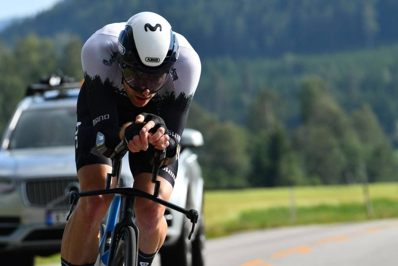 Vidar Mehl reduserte den norske rekorden på 200 kilometer tempo