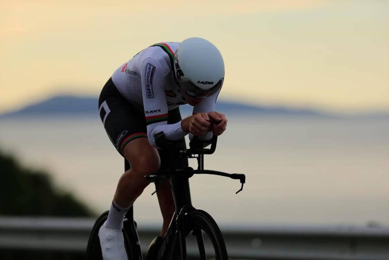 Jone Ellingsen har passert 100 seiere på sykkelsetet