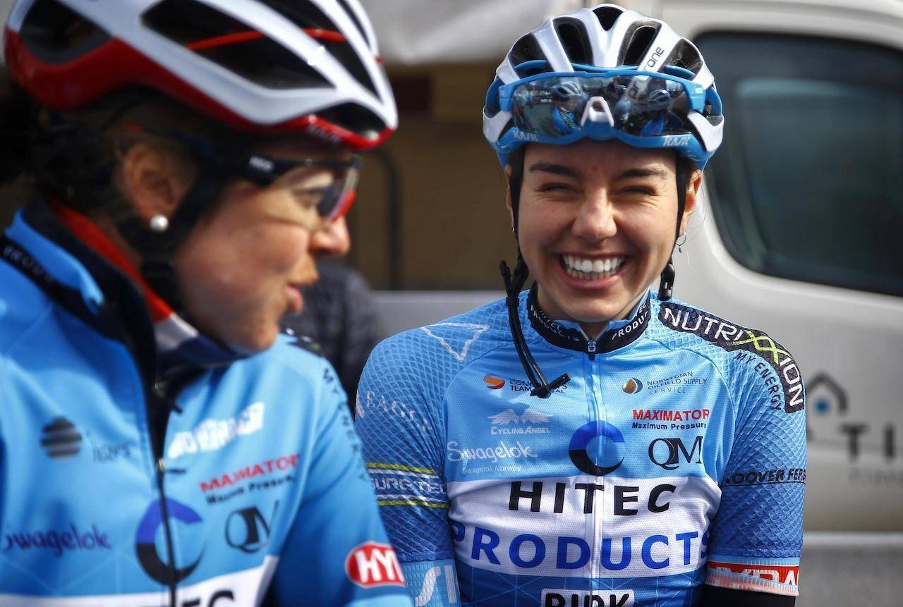 Amalie Lutro treningsøkt