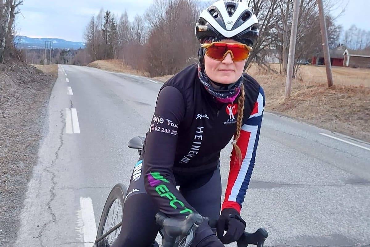 Michelle Engebretsen i Heinemann Team Oslo