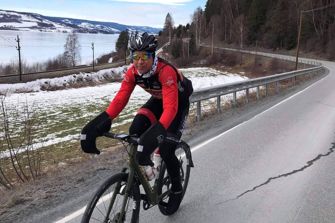Roar Sollie har lyst på en plass i førstelaget til Heinemann Team Oslo