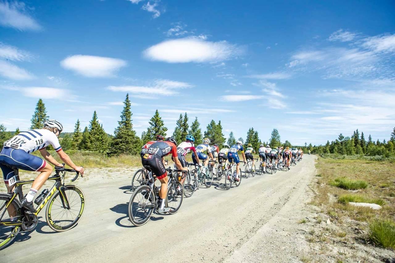 PROFF AMATØR: Hvor godt kan du hevde deg i norgescup eller internasjonale UCI-ritt, når du alltid er med i finalen av et turritt? Og hvordan ser watt-filene dine ut i ettertid? Illustrasjonsfoto: Pål Westgaard.