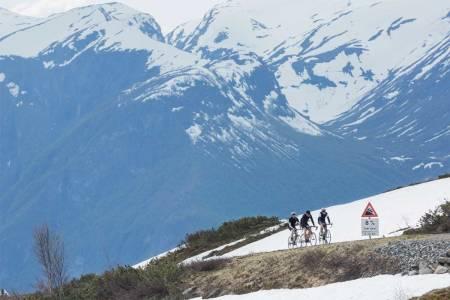 motbakkesykling motbakke bakkesykling landevei cycling Norge 71 bakker du må sykle i Norge fri flyt procycling gruppetto strava segment Aurland vestland Aurlandsfjellet