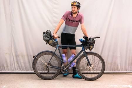 henrik alpers bikepacking i usa