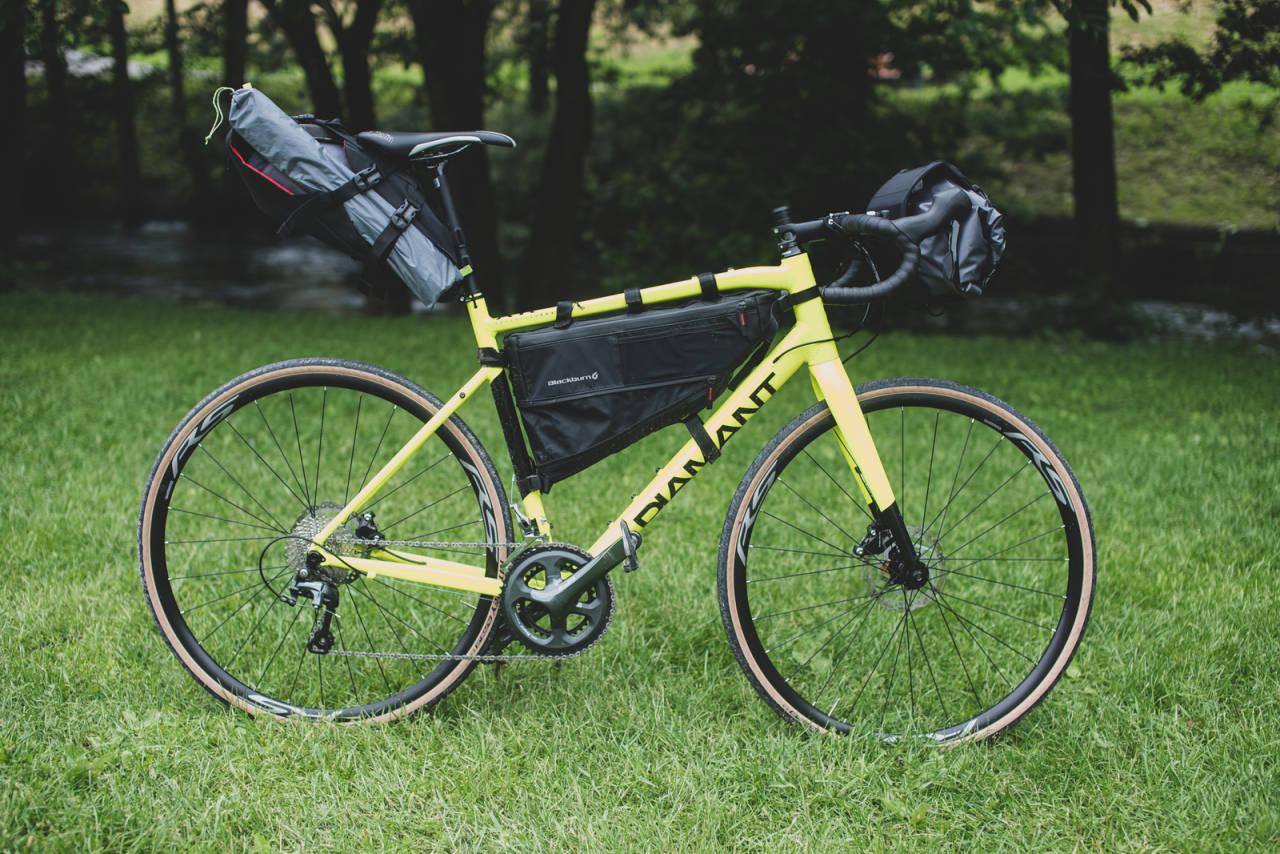 Pakk sykkelen smart, slik at du ikke bare får med deg alt men også kan nyte turen.