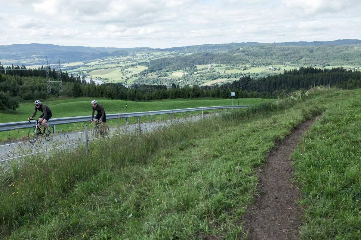 motbakkesykling motbakke bakkesykling landevei cycling Norge 71 bakker du må sykle i Norge fri flyt procycling gruppetto strava segment Skaun Trøndelag Eggkleiva