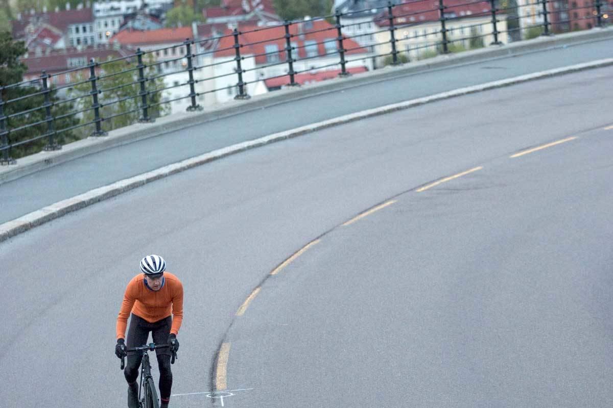 motbakkesykling motbakke bakkesykling landevei cycling Norge 71 bakker du må sykle i Norge fri flyt procycling gruppetto strava segment Oslo Ekeberg VM-bakken LAnce Armstrong Dag Otto Lauritzen