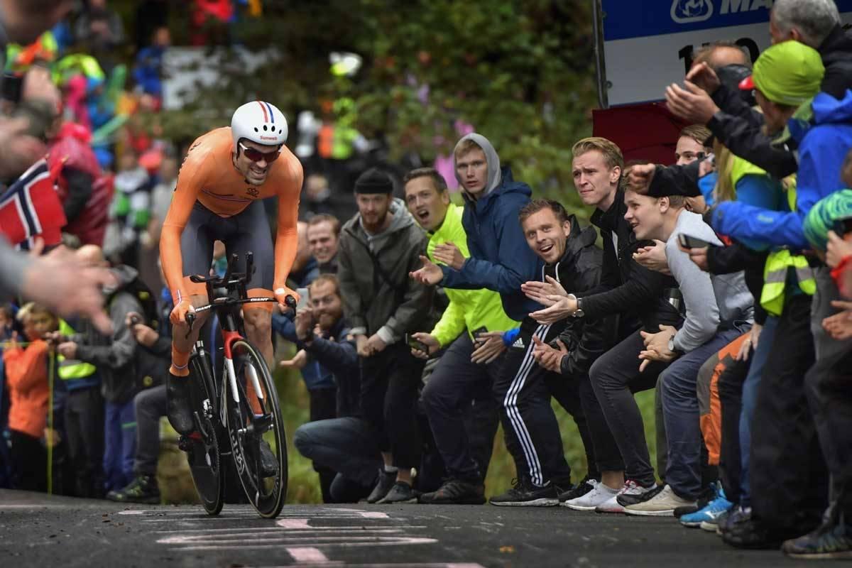 motbakkesykling motbakke bakkesykling landevei cycling Norge 71 bakker du må sykle i Norge fri flyt procycling gruppetto strava segment Oslo Tryvann