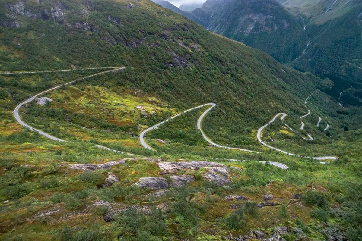 motbakkesykling motbakke bakkesykling landevei cycling Norge 71 bakker du må sykle i Norge fri flyt procycling gruppetto strava segment gaularfjellet Sogndal