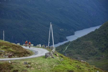 motbakkesykling motbakke bakkesykling landevei cycling Norge 71 bakker du må sykle i Norge fri flyt procycling gruppetto strava segment Ullensvang Håra opp