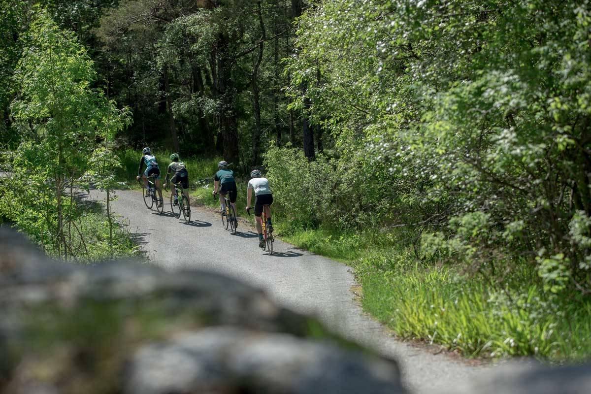 motbakkesykling motbakke bakkesykling landevei cycling Norge 71 bakker du må sykle i Norge fri flyt procycling gruppetto strava segment Bergen Gravdal Kvarven