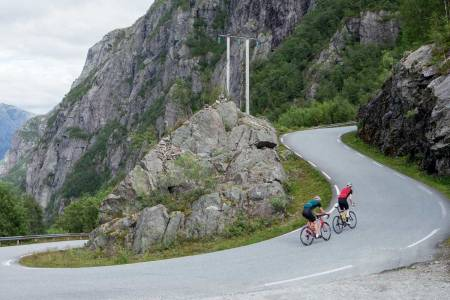 motbakkesykling motbakke bakkesykling landevei cycling Norge 71 bakker du må sykle i Norge fri flyt procycling gruppetto strava segment Lysebotn Sandnes