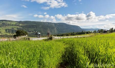 sykling i norge, norges flotteste, landeveissykling i gudbrandsdalen