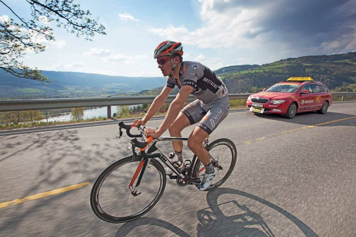 motbakkesykling motbakke bakkesykling landevei cycling Norge 71 bakker du må sykle i Norge fri flyt procycling gruppetto strava segment Lillehammer Reistadbakken