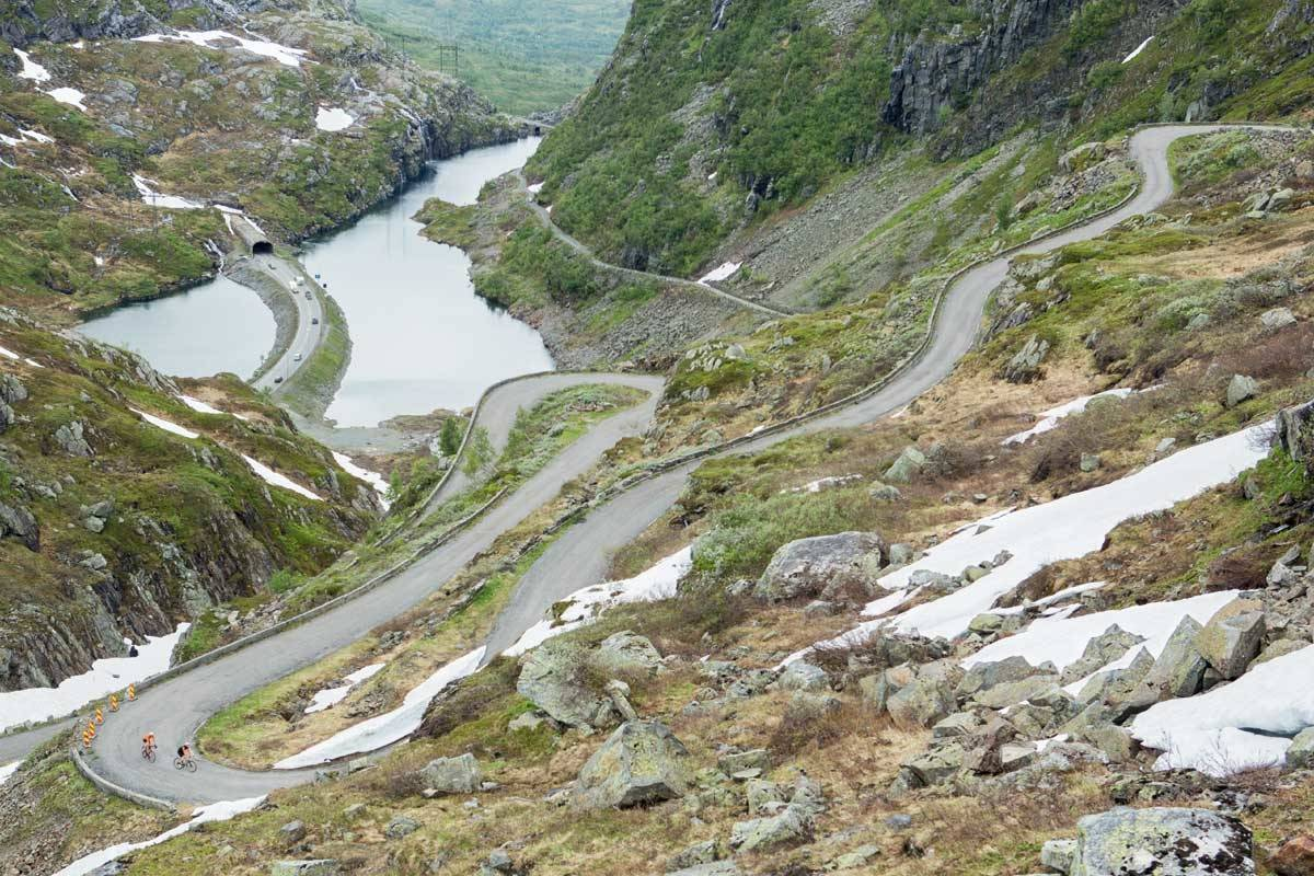 motbakkesykling motbakke bakkesykling landevei cycling Norge 71 bakker du må sykle i Norge fri flyt procycling gruppetto strava segment Seljestad Seljestadjuvet Ullensvang Vestland