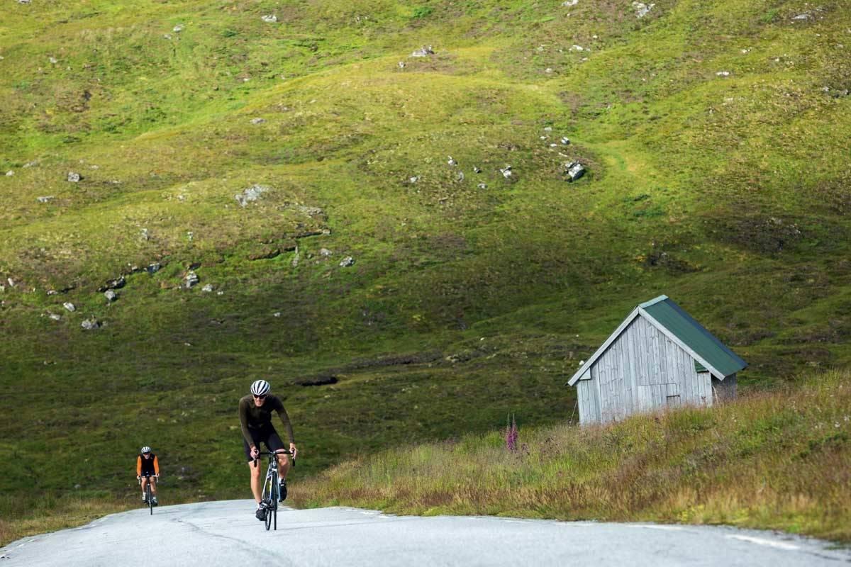 motbakkesykling motbakke bakkesykling landevei cycling Norge 71 bakker du må sykle i Norge fri flyt procycling gruppetto strava segment Hoddevik Hoddeikva Stad