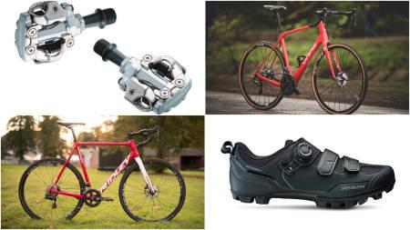 utstyr cyclocross.