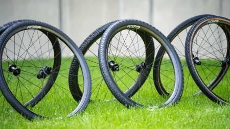 TOPP HJUL - LAV PRIS: Enve lanserer nå sine gravelhjul i Foundation-kvalitet. Det betyr langt lavere pris for deg og meg. Foto: Enve.