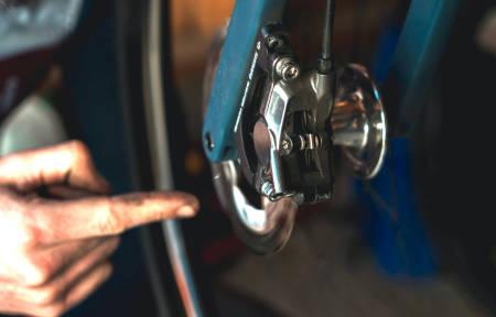 hvordan reparerer jeg skivebremser